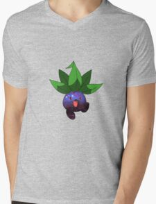 Oddish - Pokemon Mens V-Neck T-Shirt