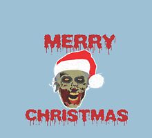 Merry  Zombie Christmas Unisex T-Shirt