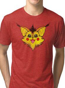 Snarfachu (Vintage Edition) Tri-blend T-Shirt