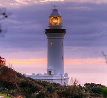 Norah Head Lighthouse by mark bilham