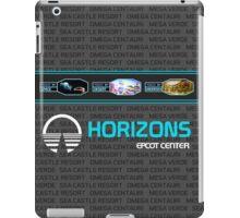 Horizons EPCOT Center iPad Case/Skin