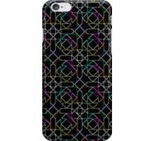 Neon Triangles iPhone Case/Skin