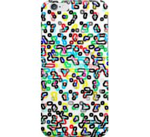 Squiggles iPhone Case/Skin