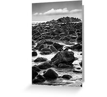 Rock Colony Greeting Card