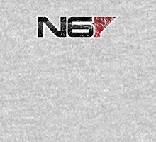 N6 V1 (Grunge) Unisex T-Shirt