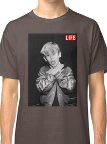 Macaulay Culkin Life Classic T-Shirt