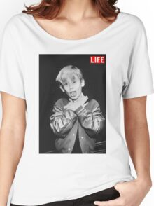 Macaulay Culkin Life Women's Relaxed Fit T-Shirt