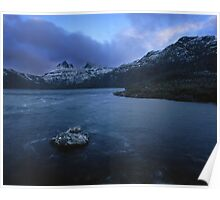 """Dove Lake"" ∞ Cradle Mountain, Tasmania - Australia Poster"
