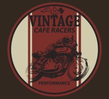 Vintage Cafe Racer by Thomas Luca