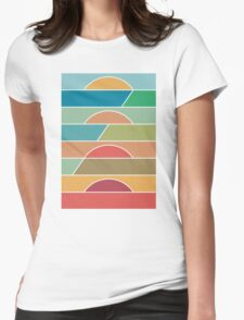 4 Degrees Womens Fitted T-Shirt