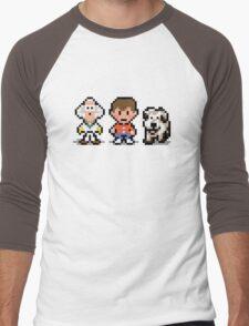Future Bound Men's Baseball ¾ T-Shirt