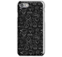 Demonology iPhone Case iPhone Case/Skin