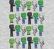 Minecraft Mobs Hoodie