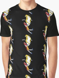 Hot Dog Love Graphic T-Shirt