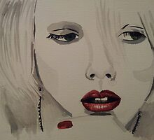 Lipstick by Lauren Hills