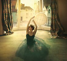 dancer dream by Marta Orlowska