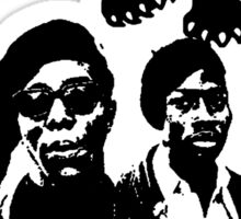 BLACK PANTHER PARTY Sticker