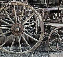 Wagon Wheel by Yampimon
