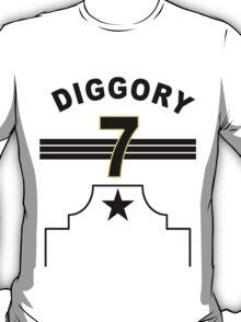 Cedric Diggory - Hufflepuff Quidditch Team T-Shirt