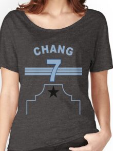 Cho Chang - Ravenclaw Quidditch Team Women's Relaxed Fit T-Shirt