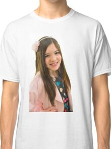 Ten year old girl Classic T-Shirt