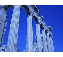 An amazing view of Parthenon Photographic Print