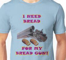 Bread Gun Unisex T-Shirt