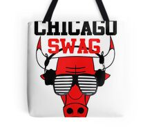 Chicago Swag Tote Bag