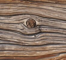 Wooden texture Sticker