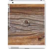 Wooden texture iPad Case/Skin