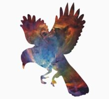 Galaxy Bird design by galaxyshirts