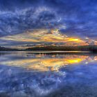 Close Encounter of the Dawn Kind - Narrabeen Lakes, Sydney  - The HDR Experience by Philip Johnson