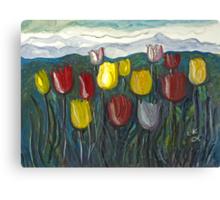 Tulip Lookout Canvas Print