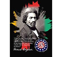 frederick douglass Photographic Print
