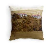 Wirinna Golf Course units Throw Pillow