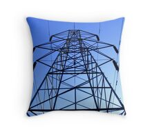 Gimme all your money! Throw Pillow