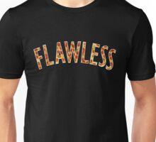 Flawless - Pizza Print Unisex T-Shirt