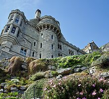 Commanding View ~ St Michael's Mount by Susie Peek