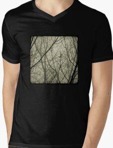 the fog Mens V-Neck T-Shirt