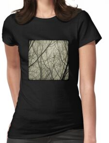 the fog Womens Fitted T-Shirt