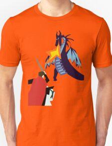 Fight The Dragon Unisex T-Shirt