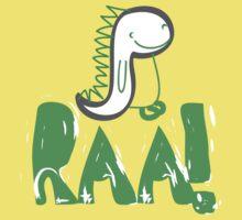 Raa Dinosaur One Piece - Short Sleeve
