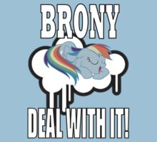 BRONY - Deal With It! by Pegasi Designs