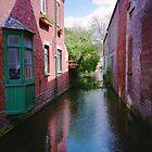 The River Slea runs through it by Mark Baldwyn