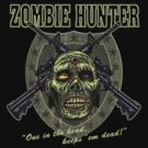 Zombie Hunter by ShantyShawn