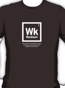 Element: Wookium T-Shirt