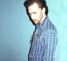 Tom Hiddleston by donweirocks