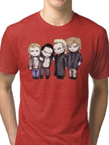 Lost Plushie Boys Tri-blend T-Shirt