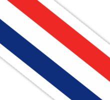 Barber Stripes Sticker