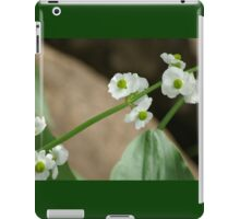White Beauty iPad Case/Skin